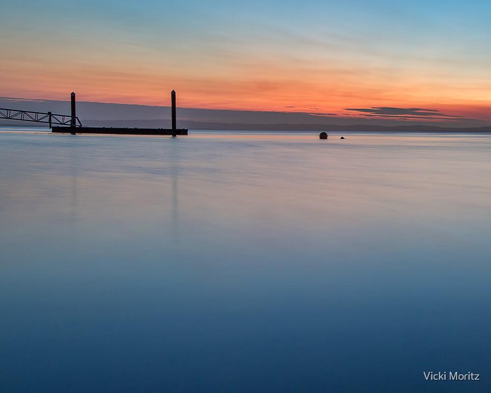 Rhyll Dawn by Vicki Moritz