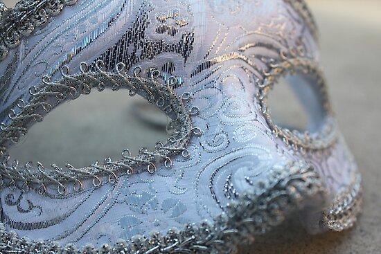 Silver Masquerade  by Molly Quinn