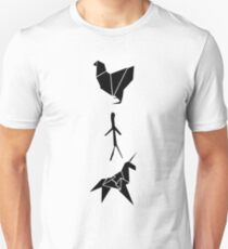 Blade Runner - Origami Slim Fit T-Shirt