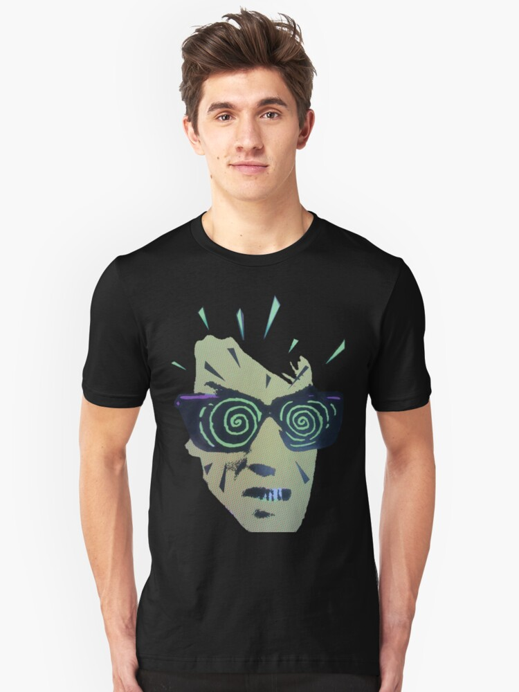 Psycho Without A Stick Unisex T-Shirt Front