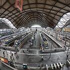 Southern Cross Station  by Vicki Moritz