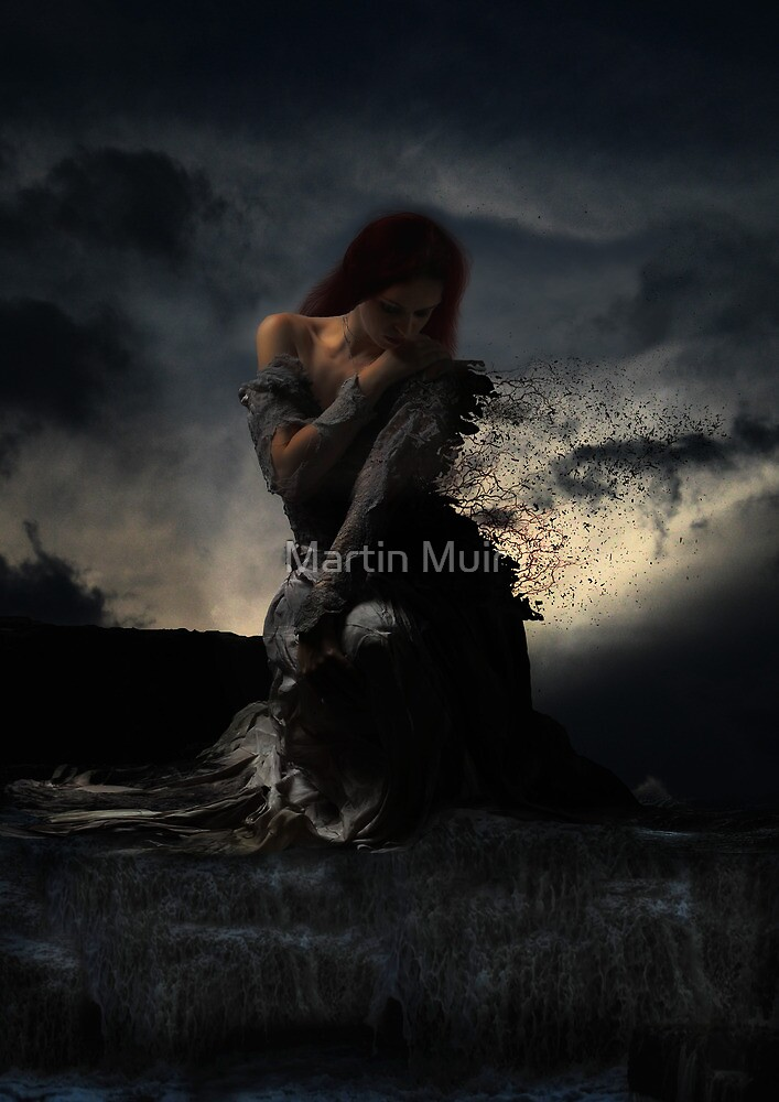 The Pains Of Guilt by Martin Muir