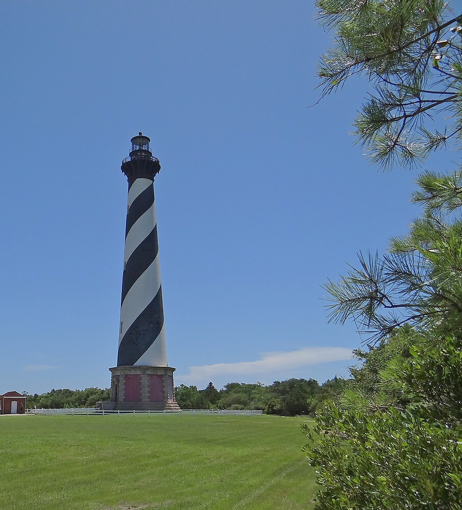 Cape Hatteras Light Station by MGriffiths