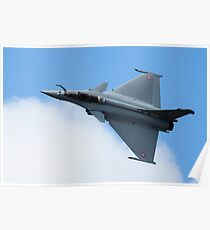 Dassault Rafale C of the French Air Force Poster