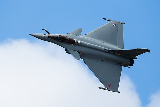 Dassault Rafale C of the French Air Force by Hillsy75