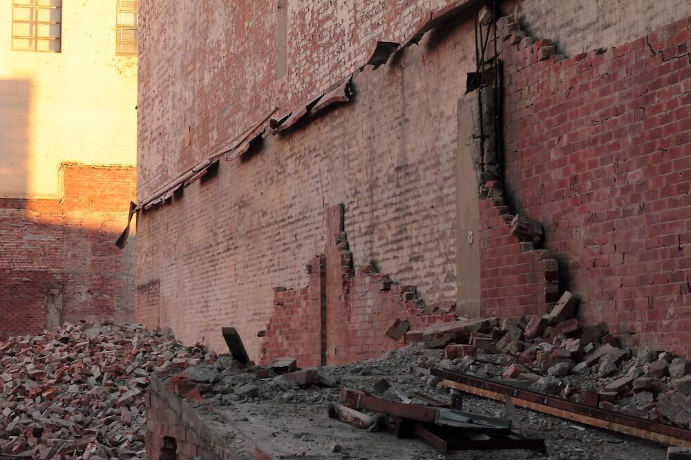 four, demolition street by oliversutton