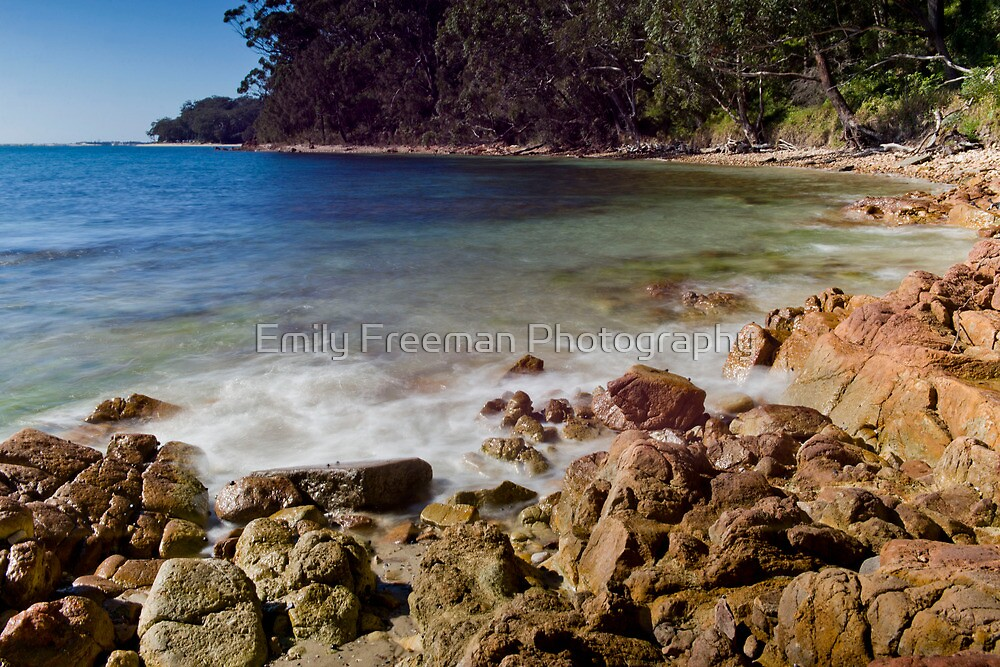 Fly Point, Nelson Bay by Emily Freeman Photography