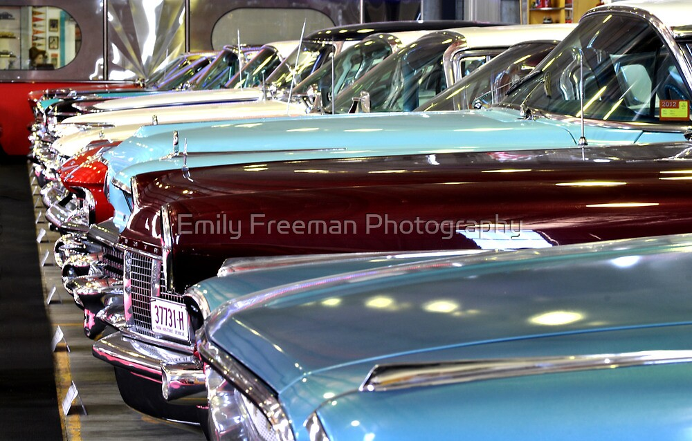 Chrome Lines by Emily Freeman Photography