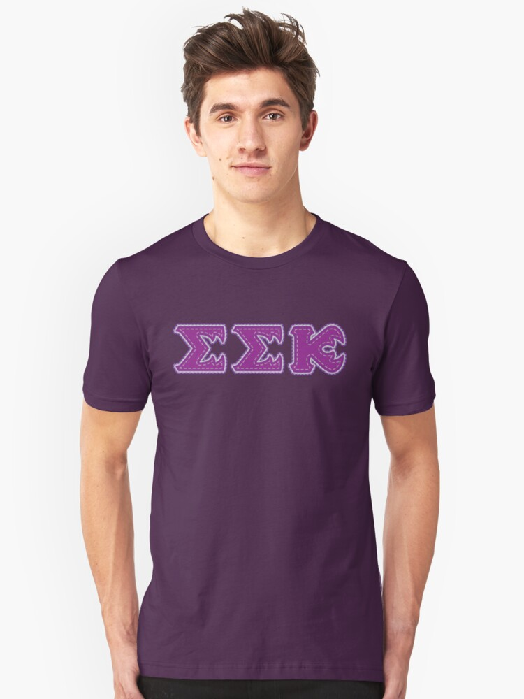 Monster University Fraternity : Slugma Slugma Kappa Unisex T-Shirt Front