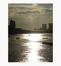 At Greenwich Photographic Print