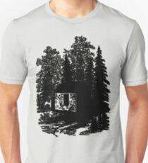 Walden Cabin Unisex T-Shirt