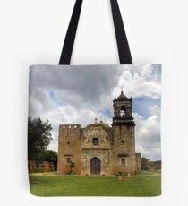 The Cathedral of San Jose - San Antonio Tote Bag