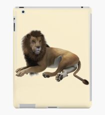 Lying Lion iPad-Hülle & Skin