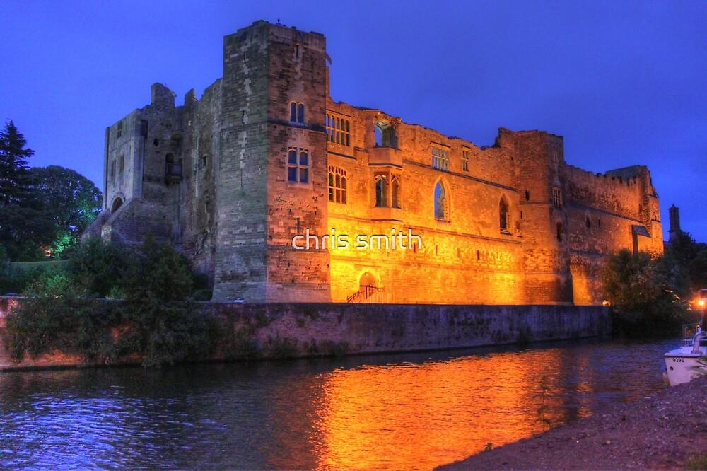 Newark Castle  by chris smith