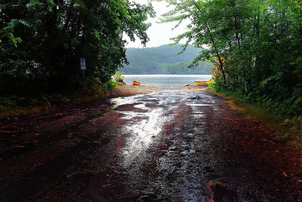 Down the Lane to the Lake by Nazareth
