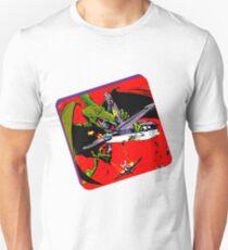 Dinowar T-Shirt