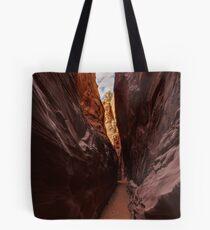 Spooky Gulch Slot Canyon Tote Bag
