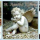 St. Agatha ~ Uffing by ©The Creative  Minds