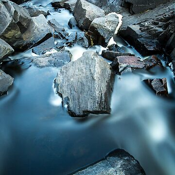 Smooth Rock Path by DJBellis