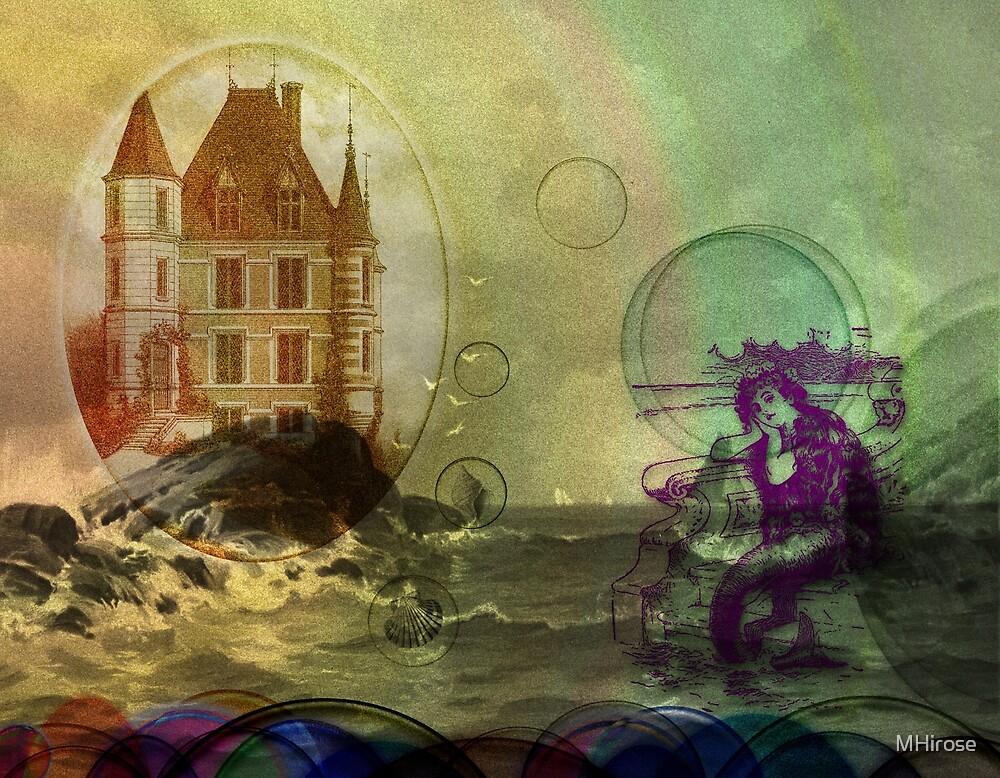 Mermaid's Dream by MHirose