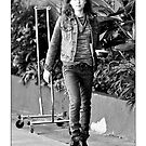 Ellen Page - Forever In Blue Jeans by Ron Dubin