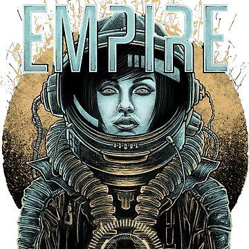 Black Sun Empire/1 by Valooid