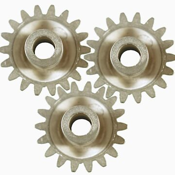 Group of Gears by llamafist