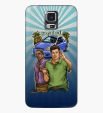 Psyched Case/Skin for Samsung Galaxy