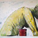 Bucket & Spade by Paul  Carlyle