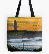 Wollongong City Beach-stacked Tote Bag