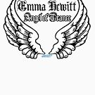 Emma Hewitt - Angel Of Trance by GeekyNerfherder