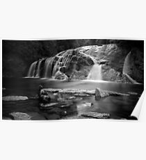 Coal Creek Falls Poster