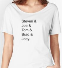 Aerosmith Women's Relaxed Fit T-Shirt
