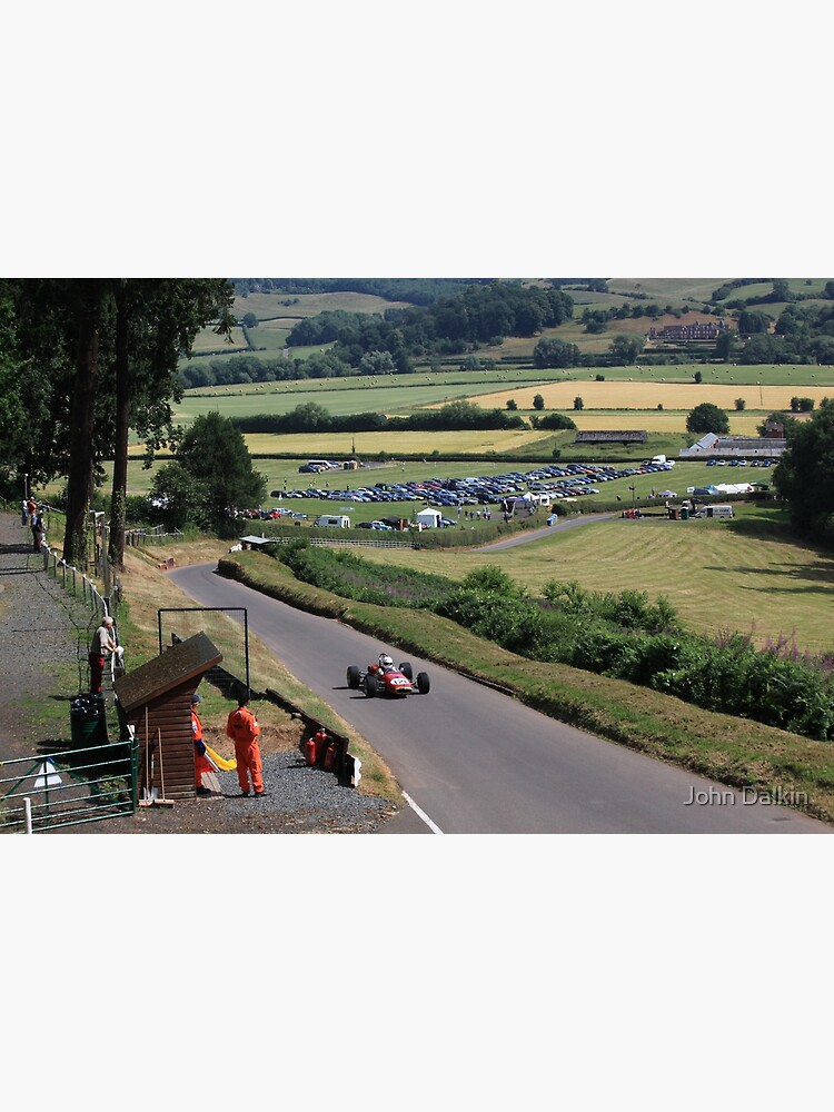 Shelsley Walsh Hill Climb by JohnDalkin