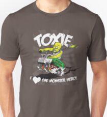 Toxie - I Heart The Monster Hero T-Shirt