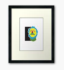 Bon Iver Framed Print