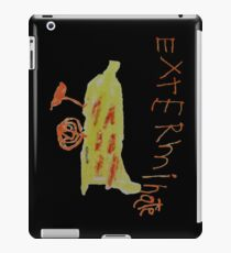 Pirate Dalek iPad Case/Skin