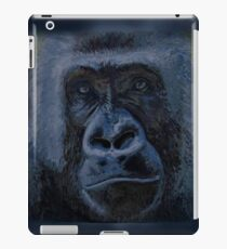 Endangered - Gorilla iPad Case/Skin