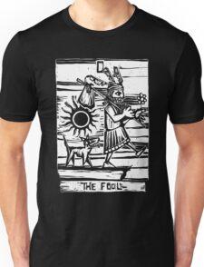 The Fool - Tarot Cards - Major Arcana Unisex T-Shirt