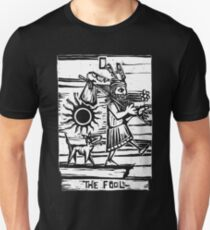The Fool - Tarot Cards - Major Arcana T-Shirt