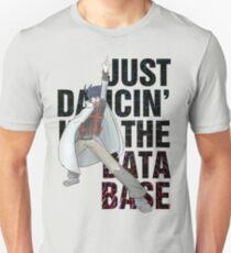 Camiseta ajustada Solo Dancin 'en la base de datos