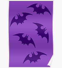 Morrigan Darkstalkers Tights Print Poster