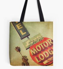 Loop Motel Tote Bag