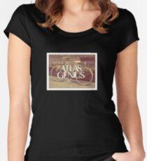 Atlas Genius Women's Fitted Scoop T-Shirt