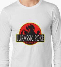 Jurassic Poke Long Sleeve T-Shirt