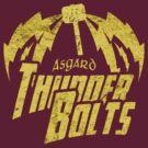 Asgard Thunderbolts by FANATEE