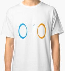 Portal Toilet Classic T-Shirt