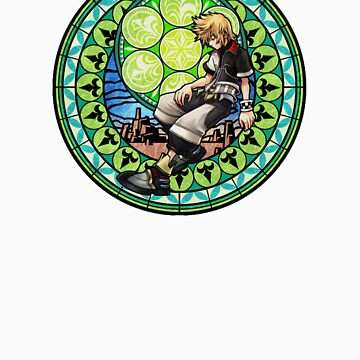 Kingdom Hearts - Ventus's Station of Awakening  by Fayzun