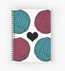 have a ball ! Spiral Notebook