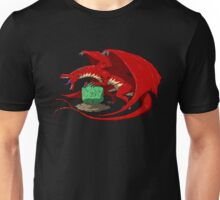 Keeper of Fate (red) Unisex T-Shirt